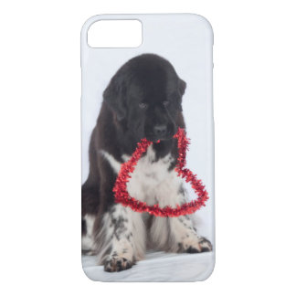 Newfie love phone case