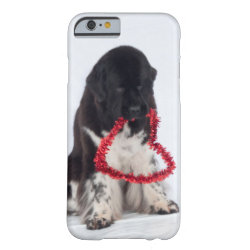 Newfie love phone case