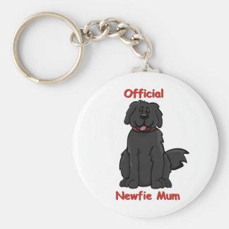 newfie mum keychains