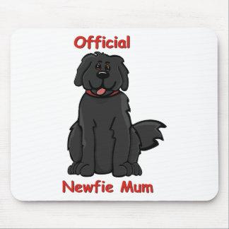 newfie mum mouse pad