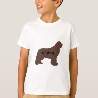 newfie name silo brown.png T-Shirt