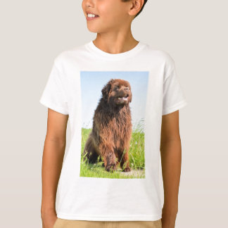 newfie sitting.png T-Shirt