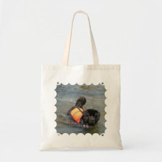 Newfie Water Rescue  Small Bag