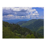 Newfound Gap, Great Smoky Mountains Postcard Post Cards