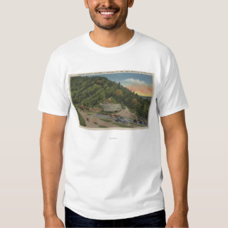 Newfound Gap, TN - Laura Spelman Memorial Tee Shirt