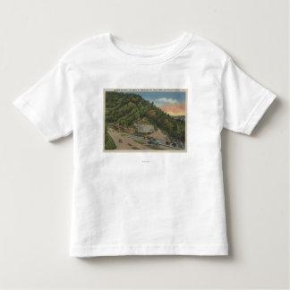 Newfound Gap, TN - Laura Spelman Memorial Toddler T-shirt