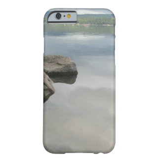 Newfound Lake Glassy Water Barely There iPhone 6 Case