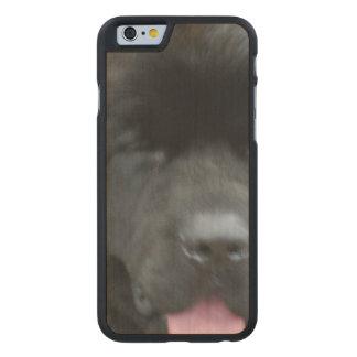 newfoundland-12.jpg carved® maple iPhone 6 case