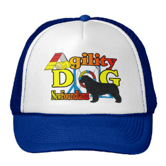 Newfoundland_Agility Gifts Trucker Hat