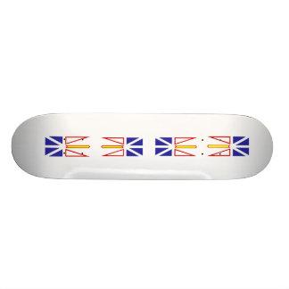 Newfoundland and Labrador, Canada Skateboard