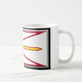 Newfoundland and Labrador Classic White Coffee Mug