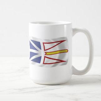 Newfoundland And Labrador Flag Mug