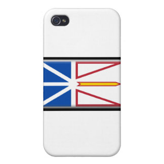 Newfoundland and Labrador  iPhone 4 Covers