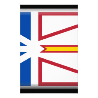 Newfoundland and Labrador Customized Stationery