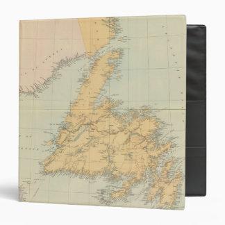 Newfoundland Vinyl Binder
