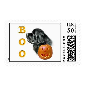 Newfoundland (black) Boo Postage