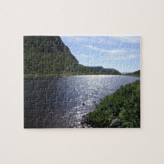 """Newfoundland - """"Brook in the Mountains"""" Puzzle"""