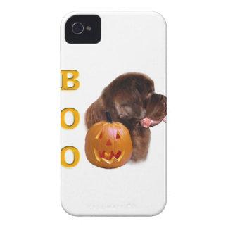 Newfoundland Brown Halloween BOO Case-Mate iPhone 4 Case