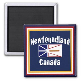Newfoundland Canada Refrigerator Magnet