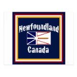 Newfoundland Canada Post Cards