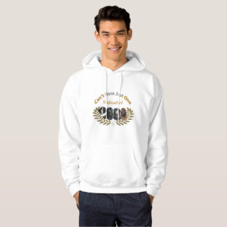 Newfoundland Can't Have Just One Hoodie