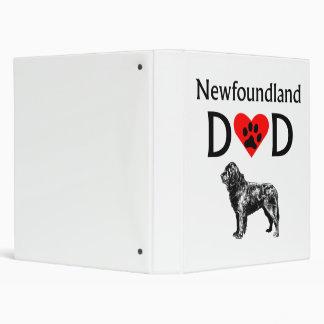 Newfoundland Dad Binder