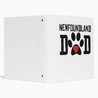 Newfoundland Dad Binders