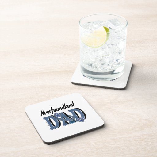Newfoundland DAD Drink Coaster