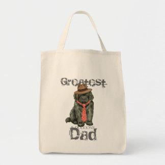 Newfoundland Dad Tote Bag
