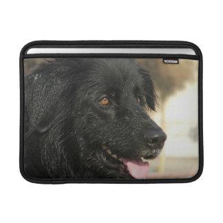 "Newfoundland Dog 13"" MacBook Sleeve"