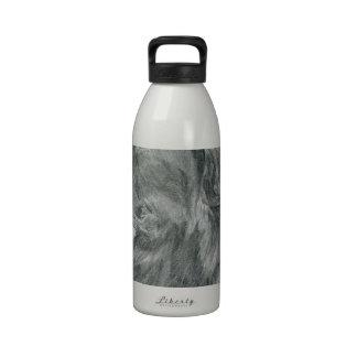 Newfoundland Dog 32 Water Bottle