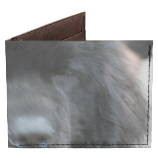 Newfoundland Dog Billfold Wallet