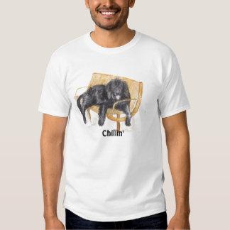 Newfoundland Dog, Chillin' T-shirt