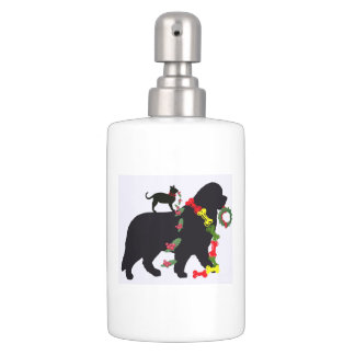 Dog Christmas Bath Sets | Zazzle