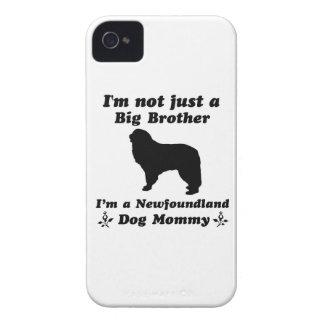newfoundland Dog designs iPhone 4 Cover
