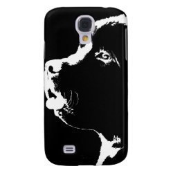 Case-Mate Barely There Samsung Galaxy S4 Case with Newfoundland Phone Cases design