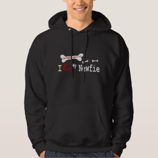 Newfoundland Dog Gifts Hoodie