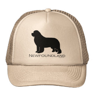 Newfoundland Dog Hat