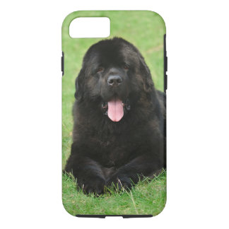 Newfoundland dog iPhone 8/7 case