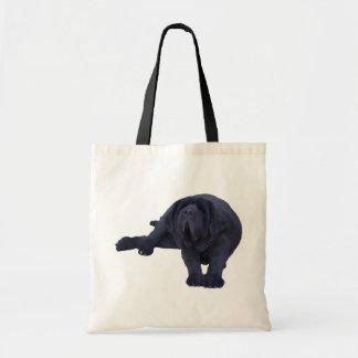 Newfoundland Dog-lover's Pet Stuff Tote Bag