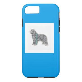 Newfoundland dog     Newfie iPhone 8/7 Case