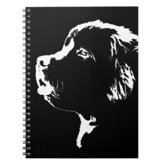 Newfoundland Dog Notebook Dog Gifts Books