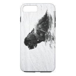Case-Mate Tough iPhone 7 Plus Case with Newfoundland Phone Cases design