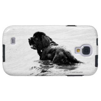 Newfoundland Dog Phone Case Galaxy S4 Case