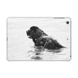 Newfoundland Dog Phone Case iPad Mini Cover