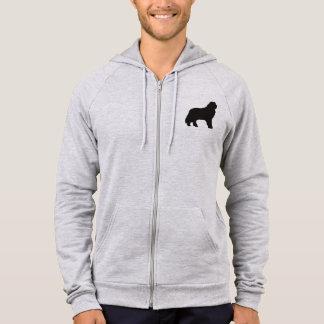 Newfoundland Dog Silhouette shirt