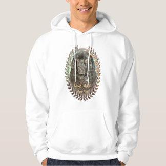 Newfoundland dog sweatshirt, hoodie