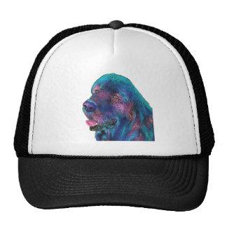 Newfoundland Dog Trucker Hat