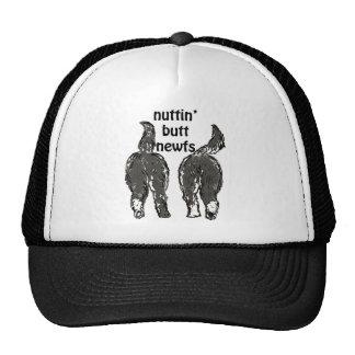 Newfoundland dogs trucker hat