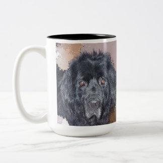 newfoundland don't talk to me yet coffee mug